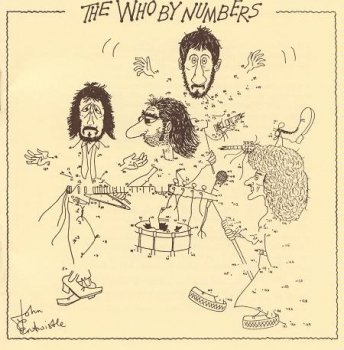 "The Who: © 1975 ""The Who By Numbers""( 1996 Polydor 533844-2)"