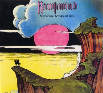 Hawkwind - Warrior On The Edge Of Time - 1975