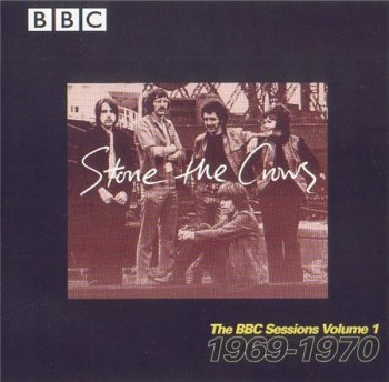 Stone The Crows - The BBC Sessions Volume 1, 1969-1970 (Strange Fruit 1998)