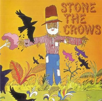 Stone The Crows - Stone The Crows (Repertoire Records 1997) 1969