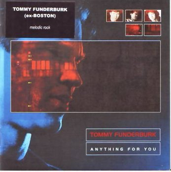 Tommy Funderburk - Anything For You 2005