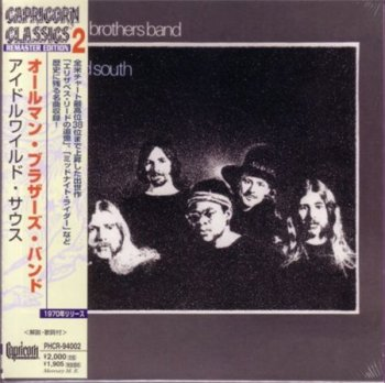 The Allman Brothers Band - Idlewild South (Polydor Japan 9 Mini LP CD) 1970