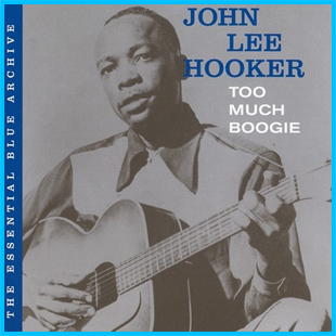 John Lee Hooker - Too Much Boogie SPV 97562