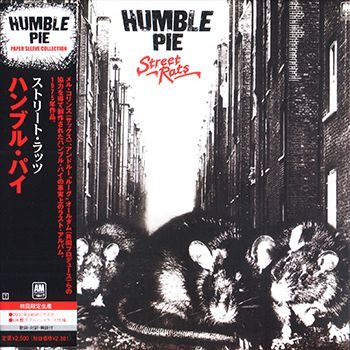 Humble Pie - Street Rats (1975) (Remastered 2007)
