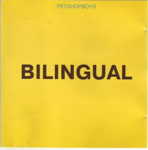 "Pet Shop Boys ""Bilingual"" 1996"