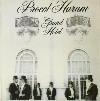 Procol Harum - Grand Hotel (Japanese K2 20-bit) 1973 (2003)