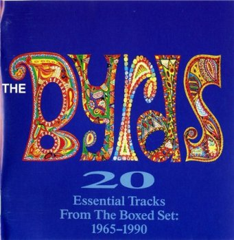 The Byrds - 20 Essential Tracks (Sony / Columbia) 1992