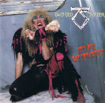 "Twisted Sister : © 1984 ""Stay Hungry"""