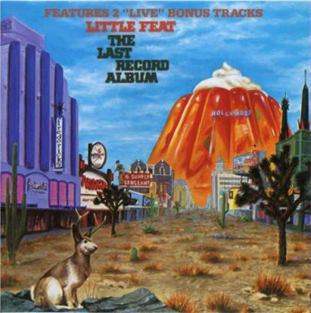 Little Feat - The Last Record Album (Warner Bros. 1990) 1975