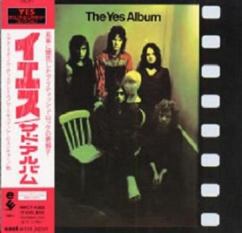 Yes - The Yes Album 1971 (2001 - Remastered by Isao Kikuchi 24 bit HDCD. Atlantic.)