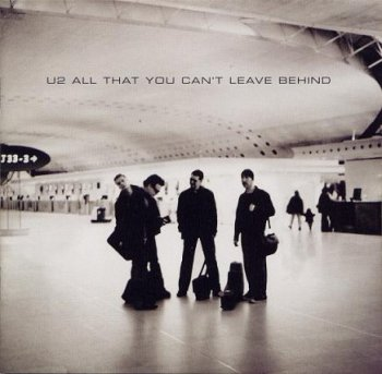 U2 - All That You Can't Leave Behind 2000