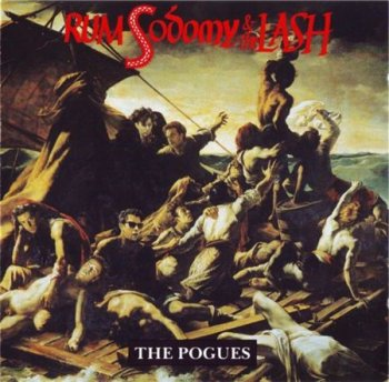 The Pogues - Rum Sodomy & The Lash (Wea / Stiff Records) 1985