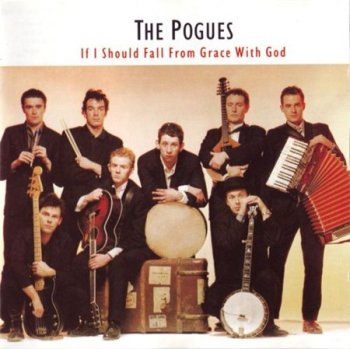 The Pogues - If I Should Fall From Grace With God (Wea / Stiff Records) 1988