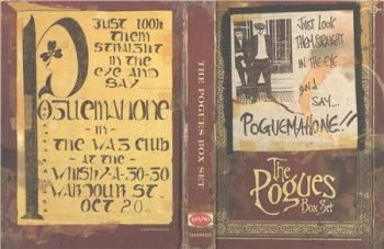 The Pogues - Just Look Them Straight In The Eye And Say...  Pogue Mahone!! (5CD Box Set Remaster Rhino) 2008