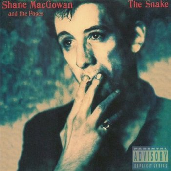 Shane MacGowan & The Popes - The Snake (ZTT Records) 1994