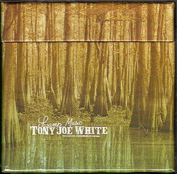 Tony Joe White - Swamp Music: The Complete Monument Recordings (4CD Box Set Rhino / Warner Music) 2006