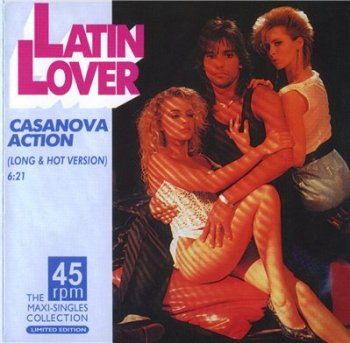 LATIN LOVER - Casanova Action (2007)
