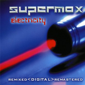 Supermax - 25 Years Of Magic Dance Music CD3 Electricity 2002