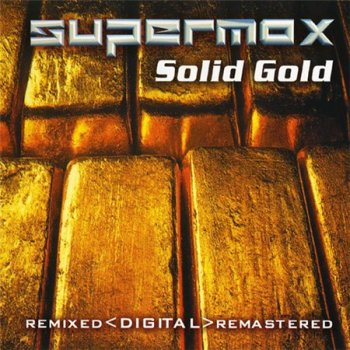 Supermax - 25 Years Of Magic Dance Music CD6 Solid Gold 2002