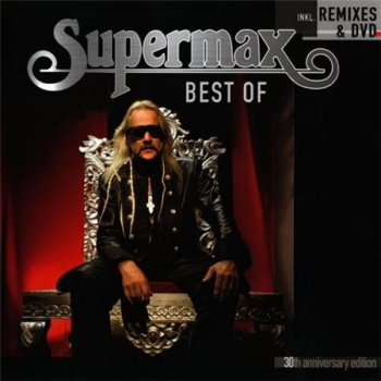 Supermax - Best Of - 30th Anniversary Deluxe Edition (2CD + DVD Box Set Universal Music) 2008