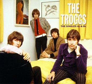 The Troggs - Singles A's & B's (3CD Box Repertoire Records) 2004