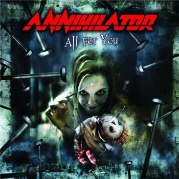 Annihilator - All For You 2004