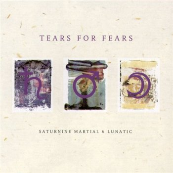 Tears For Fears - Saturnine Martial & Lunatic (Mercury Records) 1996