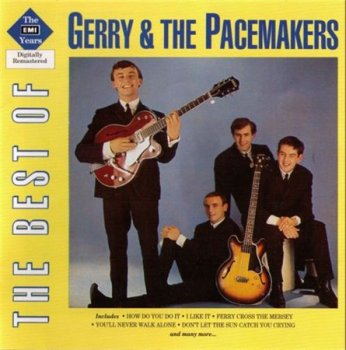 Gerry & The Pacemakers - The Best Of The EMI Years (EMI Records) 1992