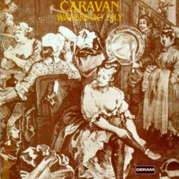 Caravan-1972 Waterloo Lily