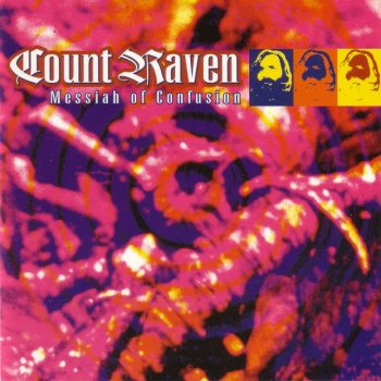Count Raven - Messiah Of Confusion (1996)