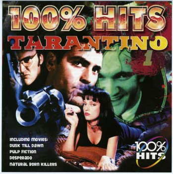 "Various Artists: ""Tarantino 100% Hits"", 2001"