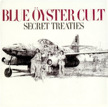 Blue Oyster Cult - Secret Treaties 1974