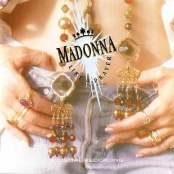 Madonna - Like A Prayer 1989 [Japanese Edition]