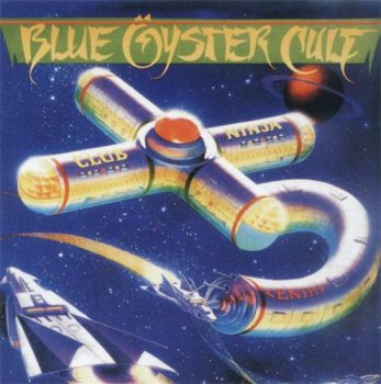 Blue Oyster Cult - Club Ninja 1986