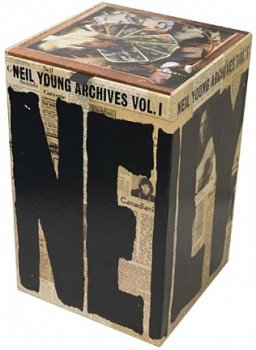 Neil Young - Archives Vol. 1 1963-1972 CD4 (8HDCD Box Set Reprise Remaster) 2009