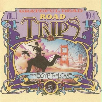 Grateful Dead - Road Trips Vol. 1 No. 4: From Egypt With Love October '78 (2CD + Bonus CD Grateful Dead Records) 2008