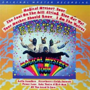 The Beatles - Magical Mystery Tour (14LP Box Set Original Master Recordings 1982 MFSL) 1967