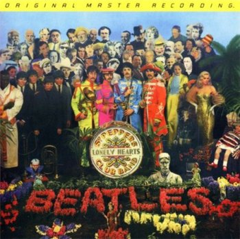 The Beatles - Sgt. Pepper's Lonely Hearts Club Band (14LP Box Set Original Master Recordings 1982 MFSL) 1967