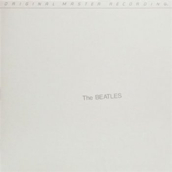 The Beatles - The Beatles 'White Album' 2LP (14LP Box Set Original Master Recordings 1982 MFSL) 1968