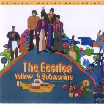 The Beatles - Yellow Submarine (14LP Box Set Original Master Recordings 1982 MFSL) 1969