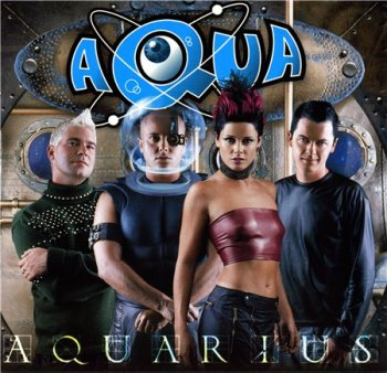 Aqua - Aquarius (Universal Music) 2000