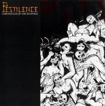 PESTILENCE - CHRONICLES OF THE SCOURGE (LIVE) - 1988-1989