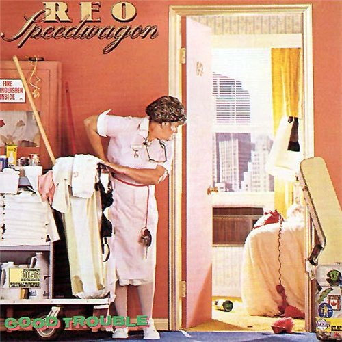 Reo Speedwagon - Girl With The Heart Of Gold