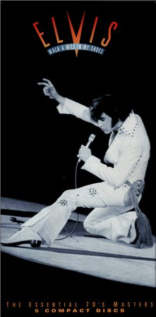 Elvis Presley - Walk A Mile In My Shoes: The Essential '70s Masters [BOX SET