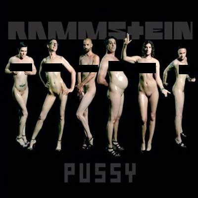pussy album rammstein