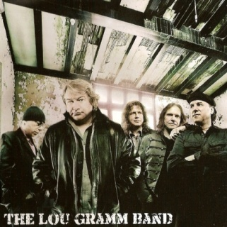 "The Lou Gramm Band - ""The Lou Gramm Band"" - 2009"