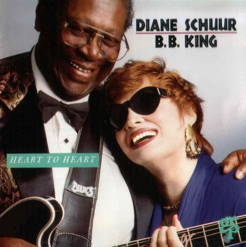 B.B. King & Diane Schuur - Heart To Heart (US Release)