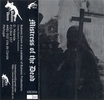 Mistress of the Dead - s/t (Compilation MC) 2007