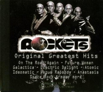 Rockets - The Definitive Collection 2007 (2CD)