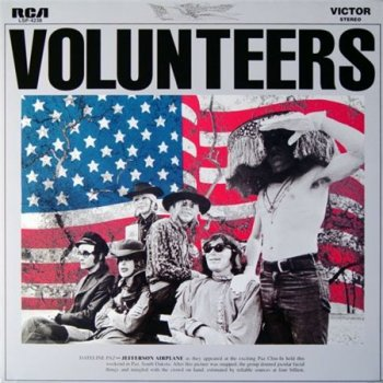 Jefferson Airplane - Volunteers (Speakers Corner / MCA LP 2008 VynilRip 24/96) 1969